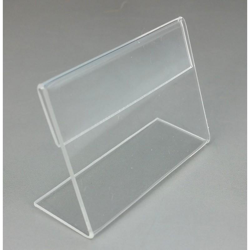 4060 L Ayaklı Yatay Pleksi Fiyatlık (6x4 cm)