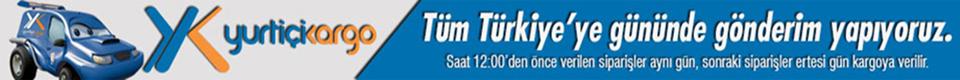 Tüm Türkiye geneline aynı gün gönderim.
