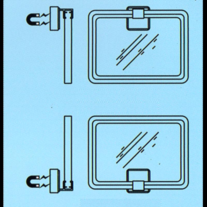 ECMA Çerçeve magnet askılık