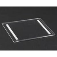 ADC UD (9x7 cm ) dikey bantlı pleksi föylük..