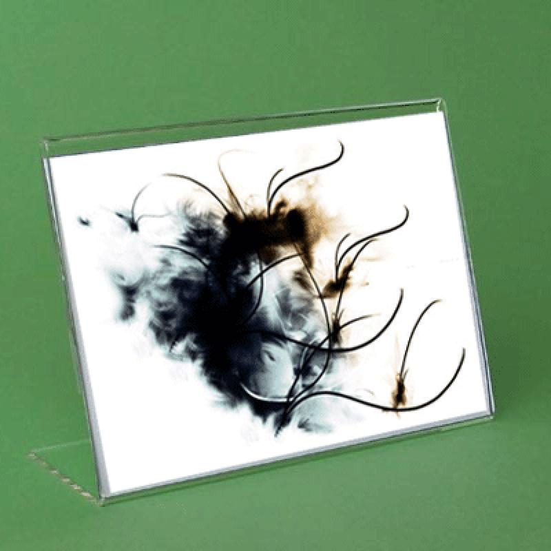 A7 L Ayaklı Yatay Föylük (10,5 x 7,4 cm)