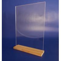 A3 AD (42x30 cm) dikey ahşap ayaklı föylük