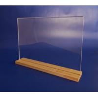 A3 AY (42x30 cm) yatay ahşap ayaklı föylük