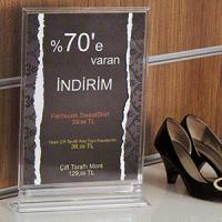 A4 Enjeksiyon Dikey Föylük (21 x 30 cm)..