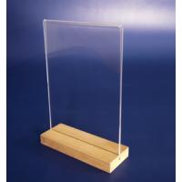 Föylük - Ahşap Ayaklı Dikey A5 (21x14,8 cm)..