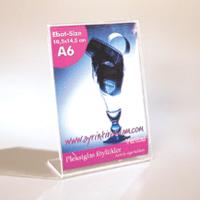 Föylük - L Ayaklı Dikey A6 (14,8x10,5 cm)..