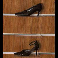Kanallı pano ayakkabı rafı büyük 255x115x25 mm..