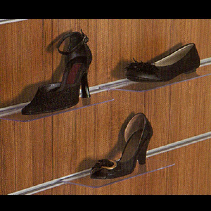 Kanallı pano ayakkabı rafı küçük 200x105x25 mm
