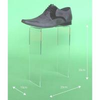 Ayakkabı standı h:30 x en:20 x d:10 cm..
