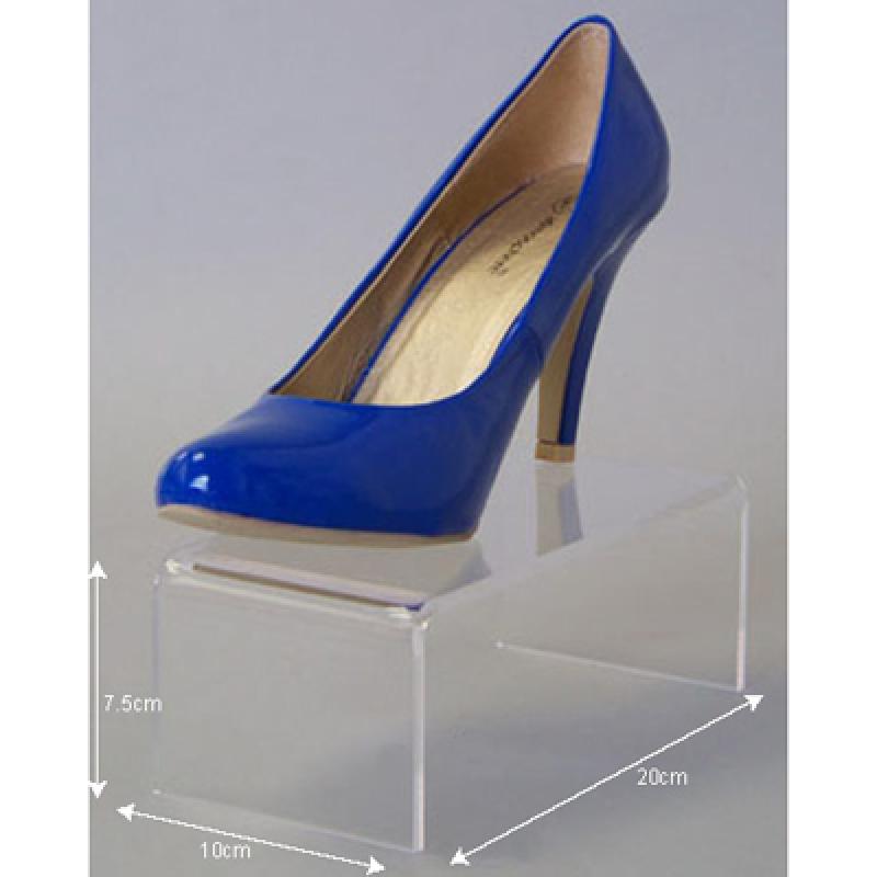 Ayakkabı standı h:7,5 x en:20 x d:10 cm