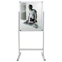 APTE 710 Ayaklı tek yüz 70x100 eko poster pano