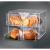 BB 404 Çekmeceli gıda standı (40x40x40 cm)..