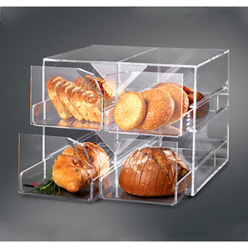 BB 404 Çekmeceli gıda standı (40x40x40 cm)
