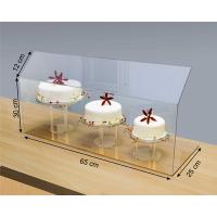 GK 642 Gıda koruyucu siperlik (65x44x25 cm)..
