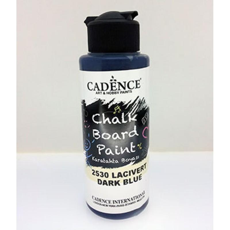 Lacivert 120 ml kara tahta boyası