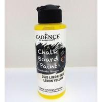 Limon sarısı 120 ml kara tahta boyası