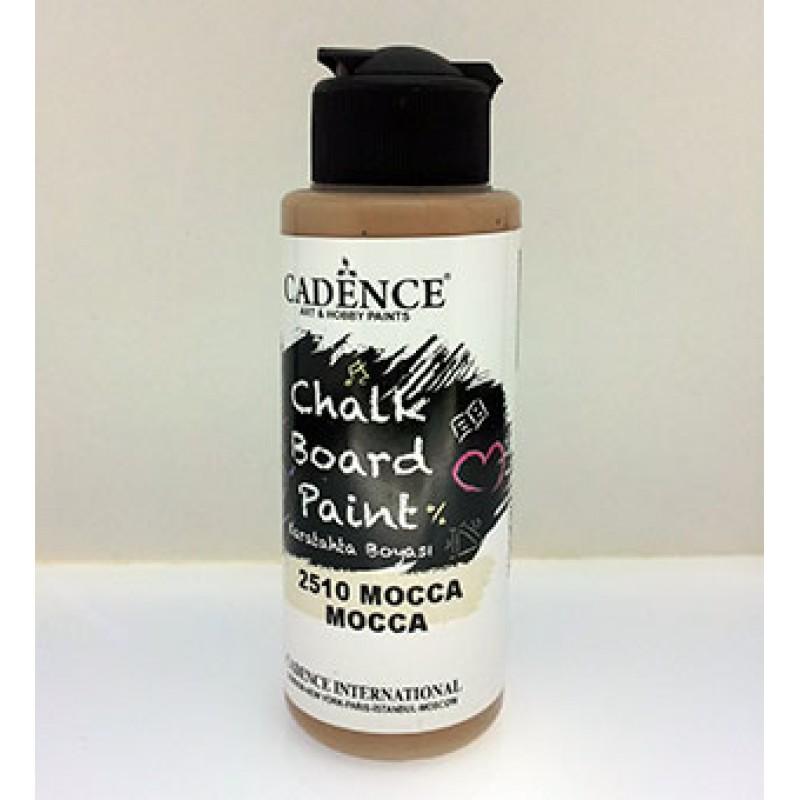 Mocca 120 ml kara tahta boyası