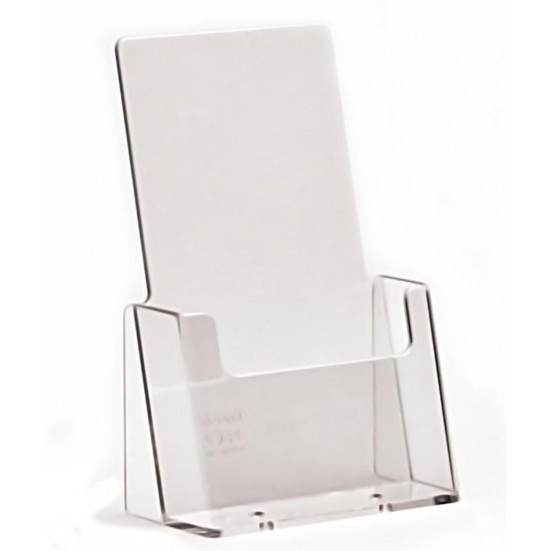 BRE 2 1/3 A4 (10,5x21 cm broşür için) Masa üzeri eko enjeksiyon broşürlük