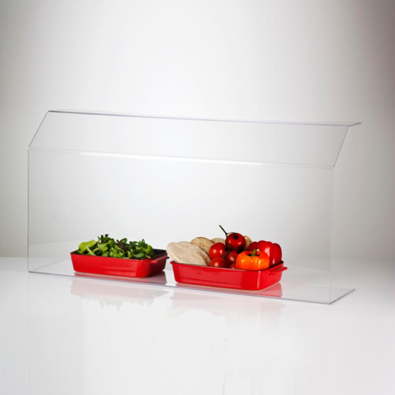 GK 642 Gıda koruyucu siperlik (65x44x25 cm)
