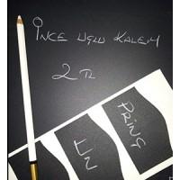 Kara tahta kalemi - ince uçlu..