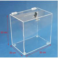PKDK 016 Pleksi kutu (30x30x20 cm)..