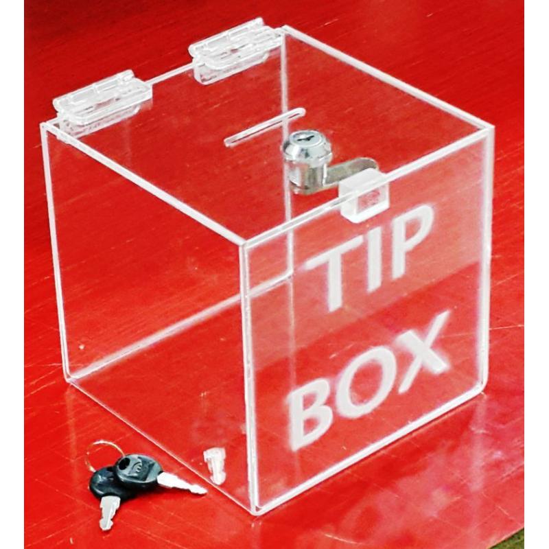 Özel ölçü pleksi kutu