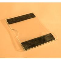 FTMD A6 (10,5x14,8 cm ) dikey mıknatıslı föylük..