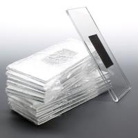 FEM UM (5,5x10,5 cm ) dikey mıknatıslı pleksi föylük..