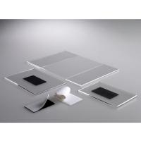 FEMDC UM (9x7 cm ) dikey mıknatıslı pleksi föylük..