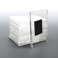 FEM5 UM (10,5x21,5 cm ) dikey mıknatıslı pleksi fö..