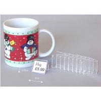 Mini-LD (3 x 2,5 cm) dikey pleksi föylük fiyatlık..