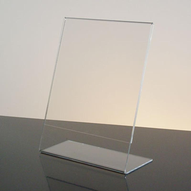 NC LD (7,4 x 9 cm) dikey pleksi föylük