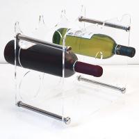 SRP 11 Şeffaf 9'lu şarap depolama ünitesi..