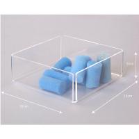 PKT 115 (15x15x5 cm) pleksi organizer kutu..