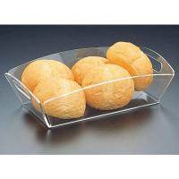 TPS 309 Yüksek pleksi ekmek tepsisi (33x20 cm)..