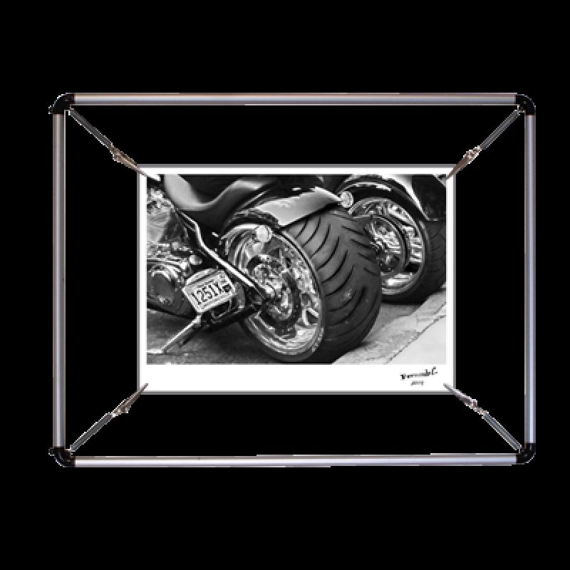 PS 342 Yuvarlak poster gerdirme (30x42 cm)