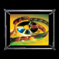 PES 355 Eliptik poster gerdirme (35x50 cm)..