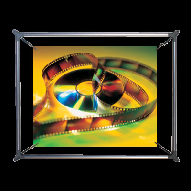 PES 355 Eliptik poster gerdirme (35x50 cm)